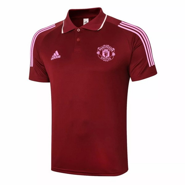 Polo Manchester United 2020 2021 Bordeaux