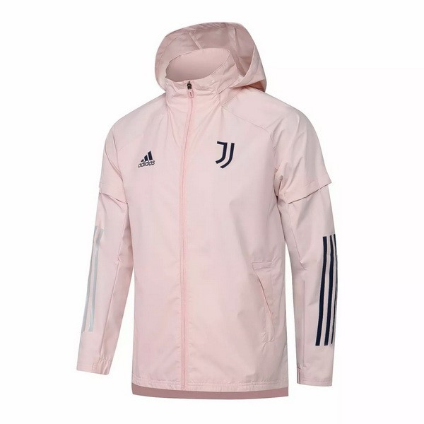 Coupe Vent Juventus 2021 2022 Rose
