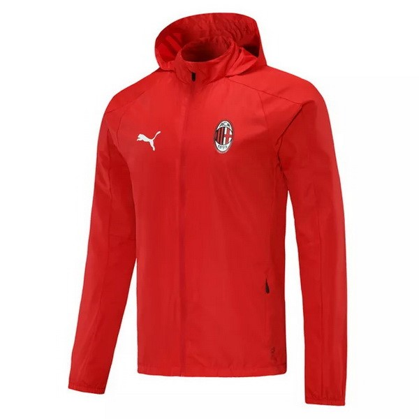 Coupe Vent AC Milan 2021 2022 Rouge