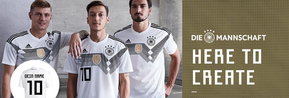 Maillot Allemagne Foot 2018