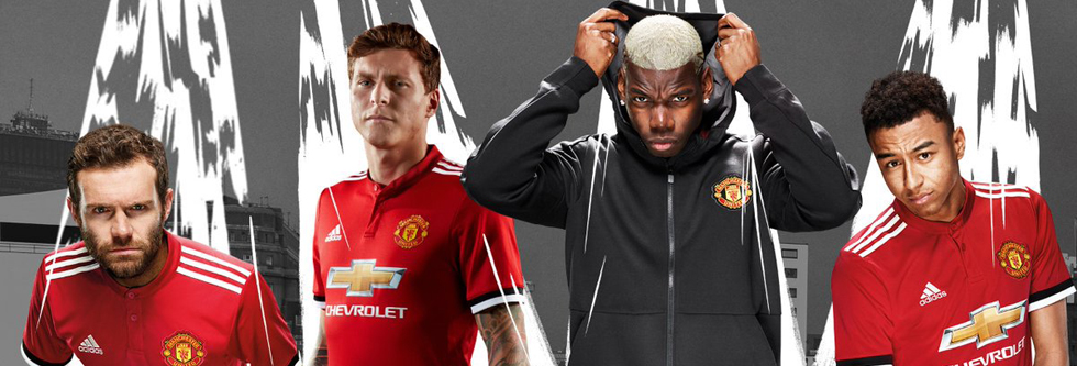 Maillot Manchester United 2018