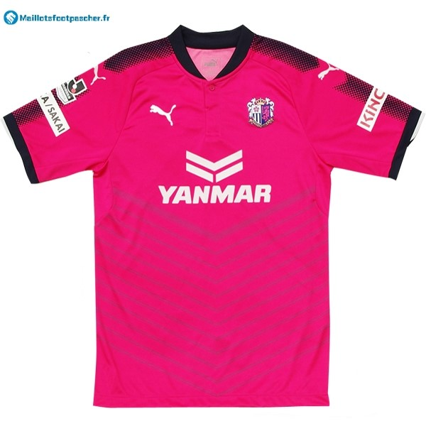 Maillot Foot Pas Cher Cerezo Osaka Domicile 2017 2018