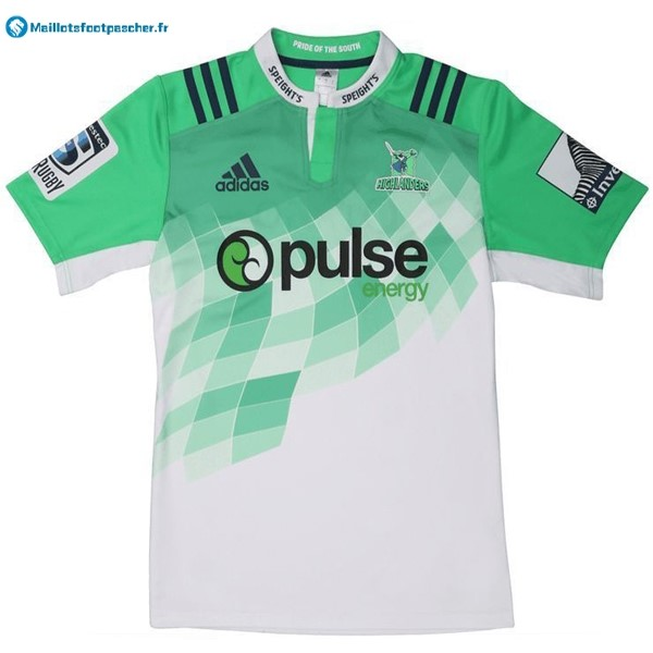 Maillot Rugby Pas Cher Highlanders Exterieur 2016