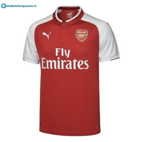 Maillot Foot Pas Cher Arsenal Domicile 2017 2018
