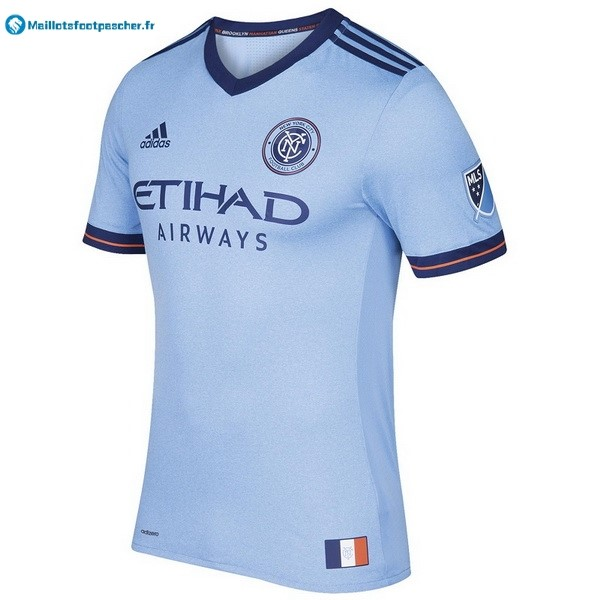 Maillot Foot Pas Cher New York City Domicile 2017 2018