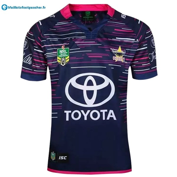 Maillot Rugby Pas Cher North Queensland Cowboys Exterieur 2016 2017