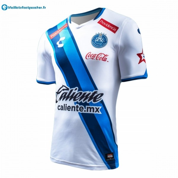 Maillot Foot Pas Cher Club Puebla Domicile Tenis Charly 2017 2018