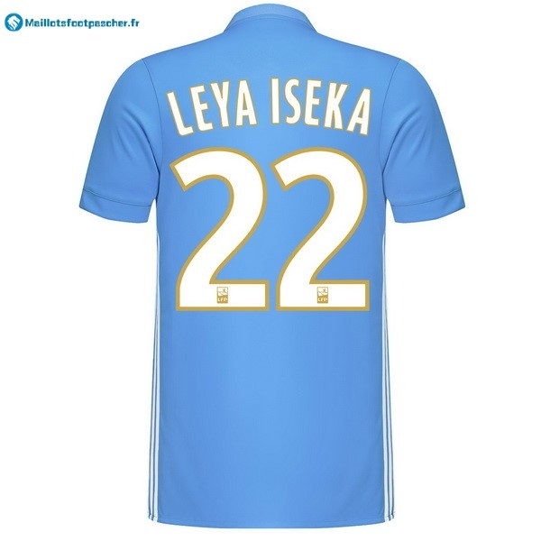 Maillot Foot Pas Cher Marseille Exterieur Leya Iseka 2017 2018