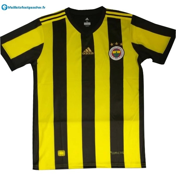 Maillot Foot Pas Cher Fenerbahce SK Domicile 2017 2018