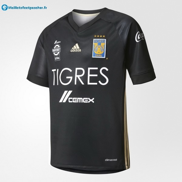 Maillot Foot Pas Cher Tigres UANL Third 2017 2018