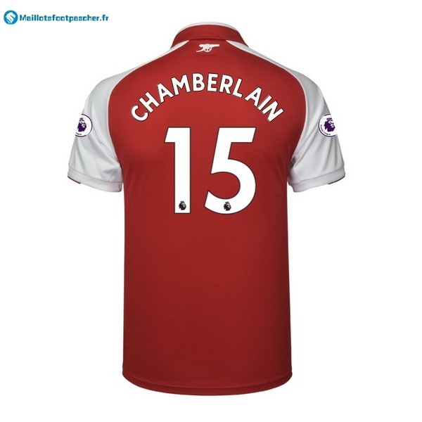 Maillot Foot Pas Cher Arsenal Domicile Chamberlain 2017 2018