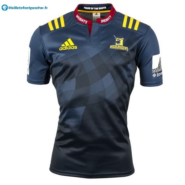 Maillot Rugby Pas Cher Highlanders Domicile 2016