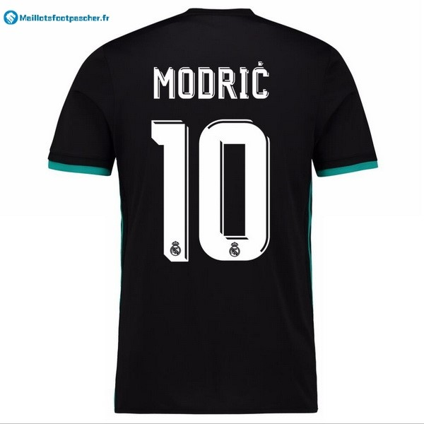 Maillot Foot Pas Cher Real Madrid Exterieur Modric 2017 2018