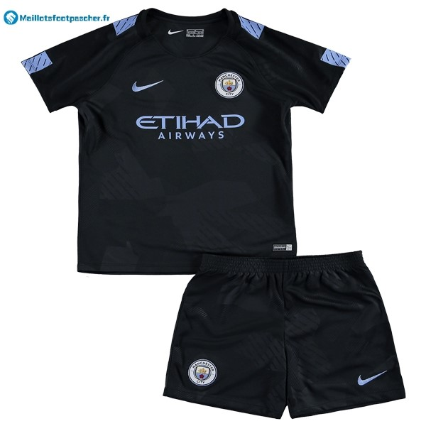 Maillot Foot Pas Cher Manchester City Enfant Third 2017 2018