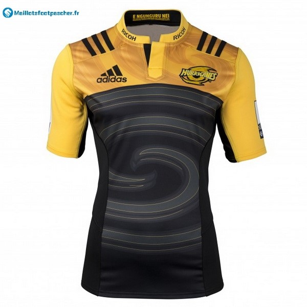 Maillot Rugby Pas Cher Hurricanes Domicile 2016