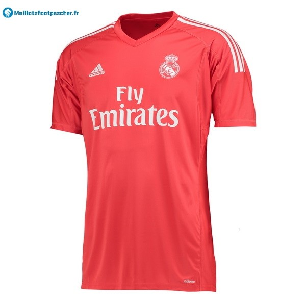 Maillot Foot Pas Cher Real Madrid Exterieur Gardien 2017 2018