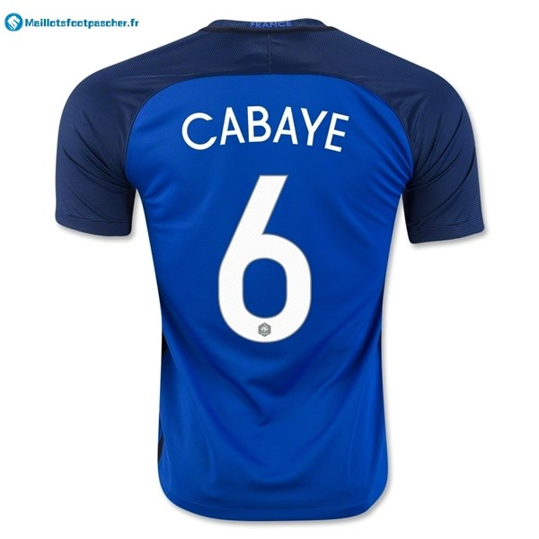 Maillot Foot Pas Cher France Domicile Cabaye 2016