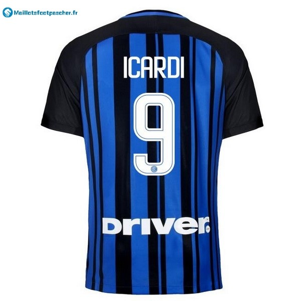 Maillot Foot Pas Cher Inter Domicile Icardi 2017 2018