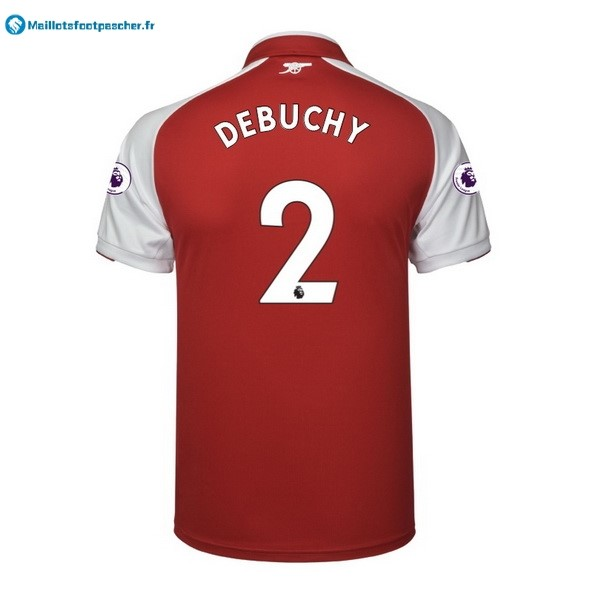 Maillot Foot Pas Cher Arsenal Domicile Debuchy 2017 2018