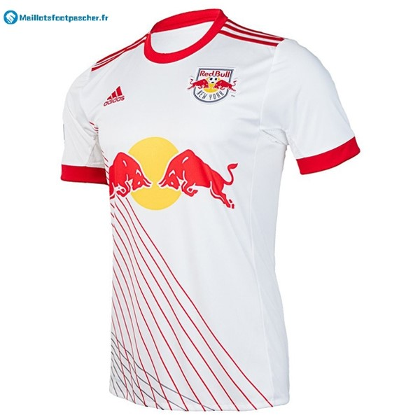 Maillot Foot Pas Cher New York Red Bulls Domicile 2017 2018