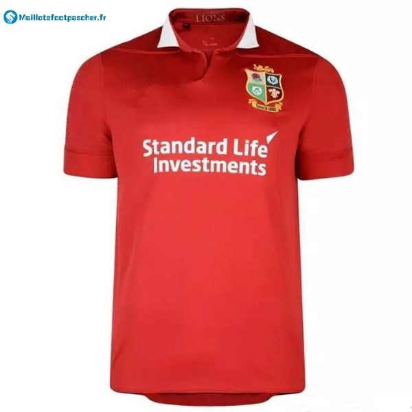 Maillot Rugby Pas Cher British Canterbury Domicile 2016 2017