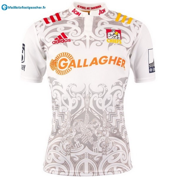 Maillot Rugby Pas Cher Chiefs Exterieur 2016