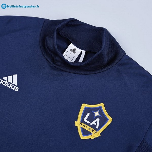 Survetement Foot Pas Cher Los Angeles Galaxy 2017 2018 Bleu