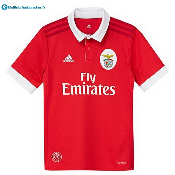 Maillot Foot Pas Cher Benfica Domicile 2017 2018
