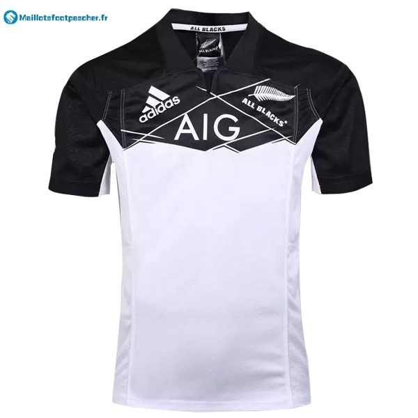 Maillot Rugby Pas Cher All Blacks Exterieur 2016 2017