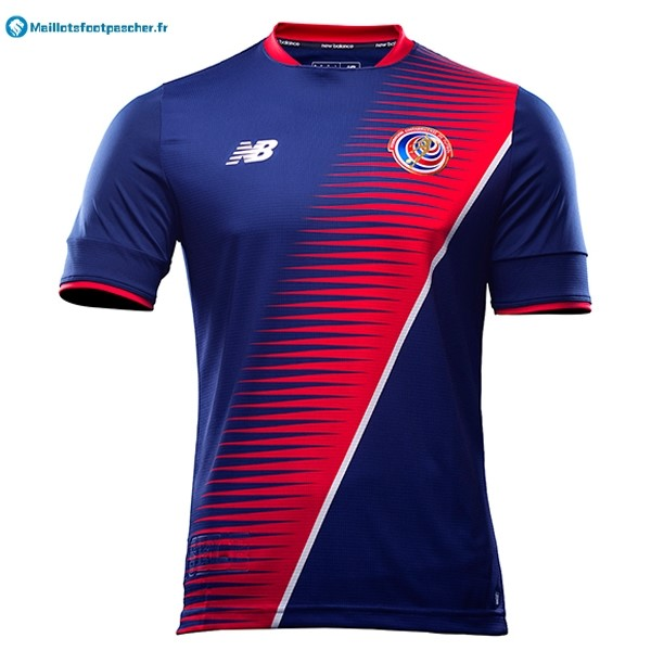 Maillot Foot Pas Cher Costa Rica Third 2017