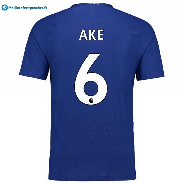 Maillot Foot Pas Cher Chelsea Domicile Ake 2017 2018
