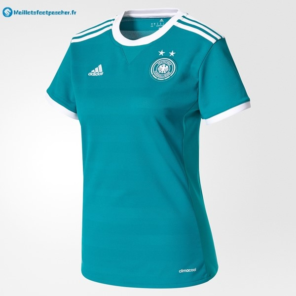 Maillot Foot Pas Cher Allemagne Champions Femme 2017