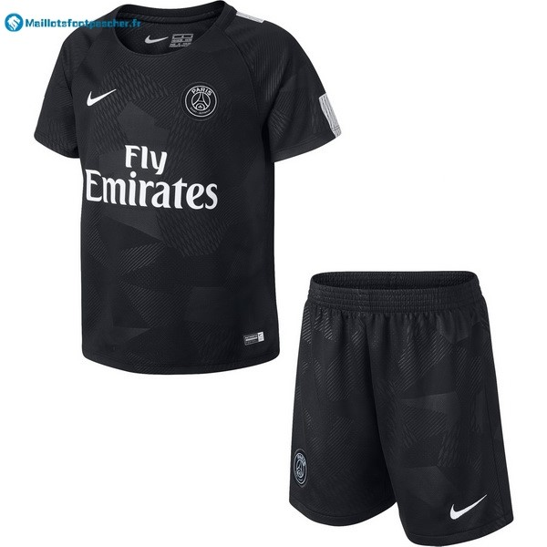 Maillot Foot Pas Cher Paris Saint Germain Enfant Third 2017 2018