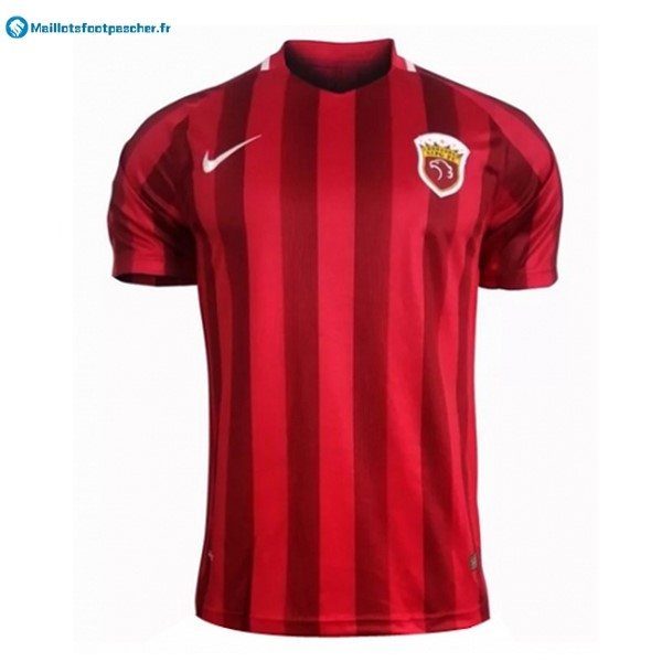 Maillot Foot Pas Cher SIPG Domicile 2017 2018