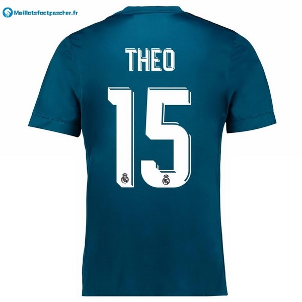 Maillot Foot Pas Cher Real Madrid Third Theo 2017 2018