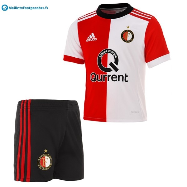 Maillot Foot Pas Cher Feyenoord Rotterdam Enfant Domicile 2017 2018