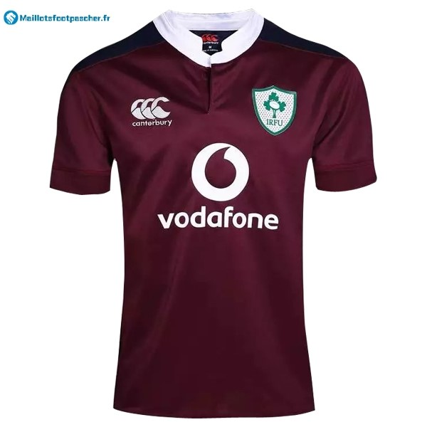 Maillot Rugby Pas Cher Irlande Canterbury Exterieur 2016