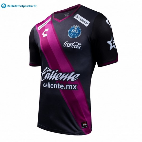 Maillot Foot Pas Cher Club Puebla Third Tenis Charly 2017 2018