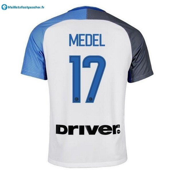 Maillot Foot Pas Cher Inter Exterieur Medel 2017 2018