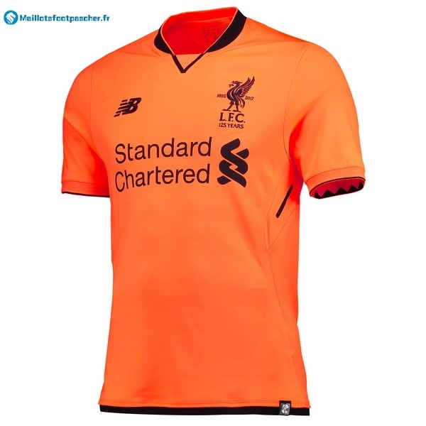 Thailande Maillot Foot Pas Cher Liverpool Third 2017 2018