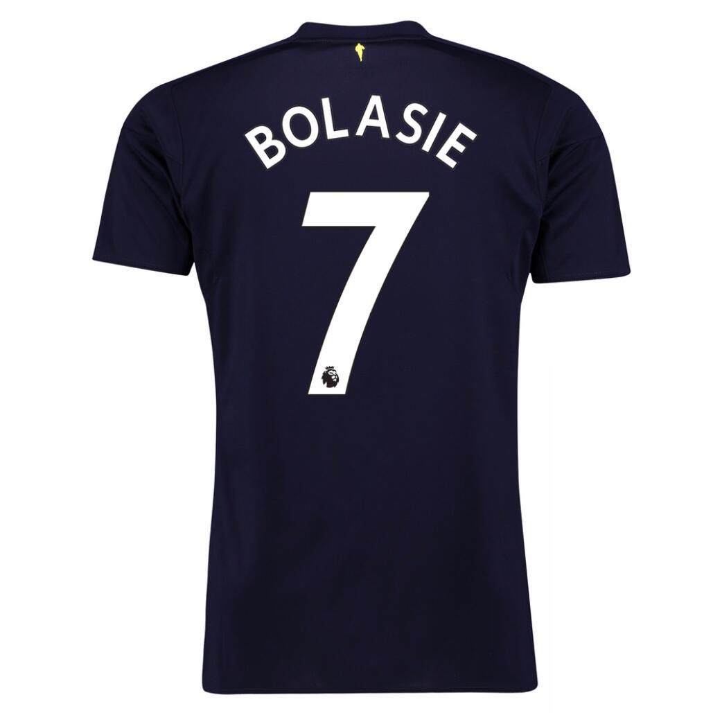 Maillot Foot Pas Cher Everton Third Bolasie 2017 2018