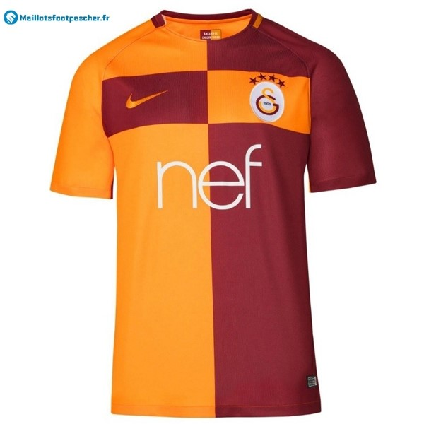 Thailande Maillot Foot Pas Cher Galatasaray SK Domicile 2017 2018
