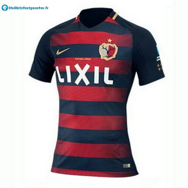 Maillot Foot Pas Cher Kashima Antlers Domicile 2017 2018