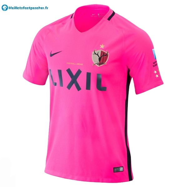 Maillot Foot Pas Cher Kashima Antlers Exterieur 2017 2018
