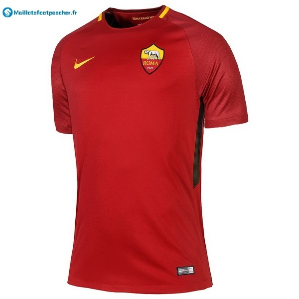 Maillot Foot Pas Cher AS Roma Domicile 2017 2018