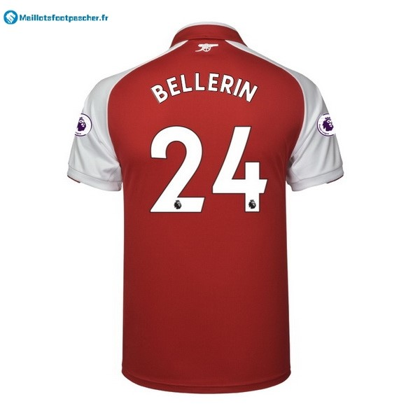 Maillot Foot Pas Cher Arsenal Domicile Bellerin 2017 2018