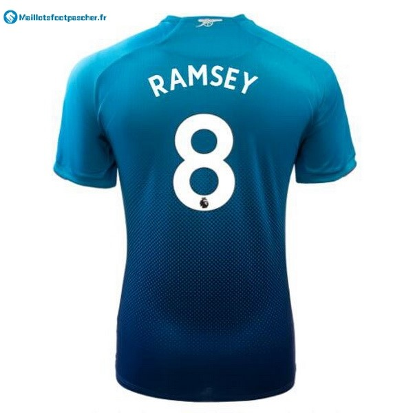 Maillot Foot Pas Cher Arsenal Exterieur Ramsey 2017 2018