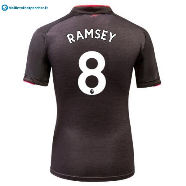 Maillot Foot Pas Cher Arsenal Third Ramsey 2017 2018