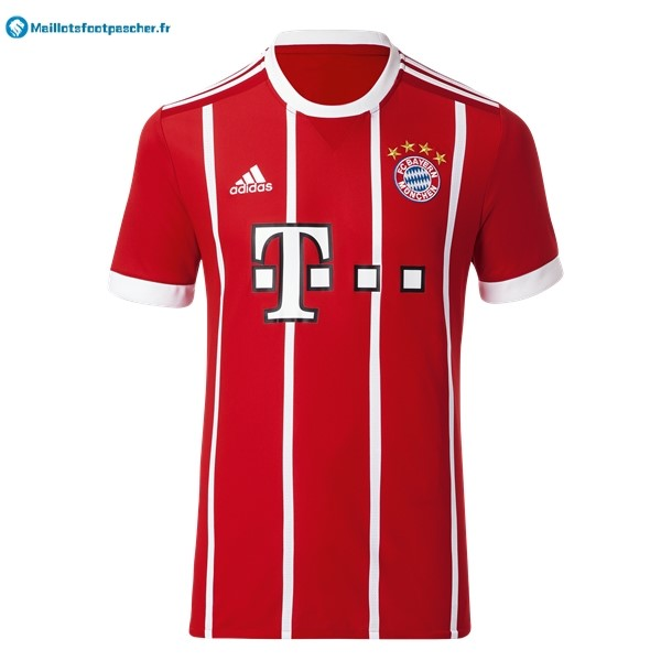 Maillot Foot Pas Cher Bayern Munich Domicile 2017 2018
