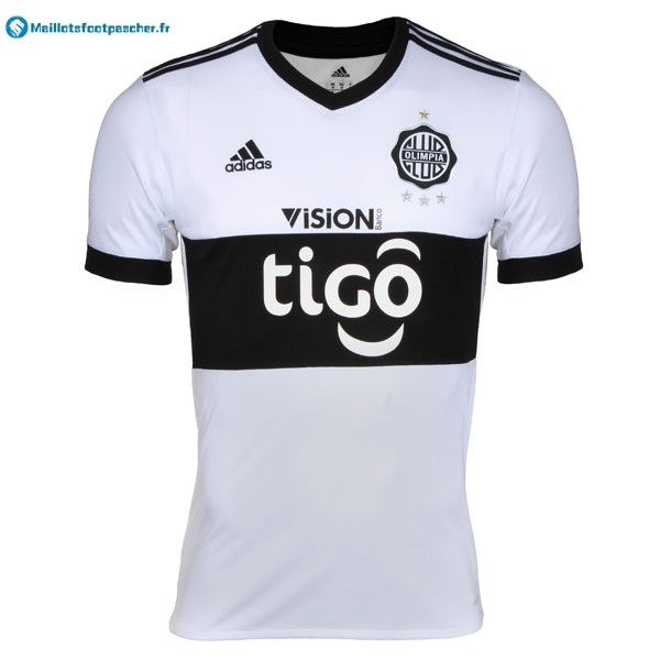 Maillot Foot Pas Cher Club Olimpia Domicile 2017 2018